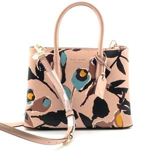 KATE SPADE NY SM Top Zip Leather Satchel NWT